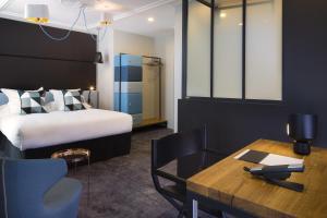 """Um quarto em Terrass"""" Hotel"""