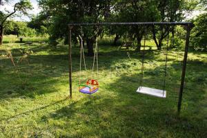 Детская игровая зона в Домик в Беловежской Пуще