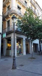 Edifici on està situat el bed and breakfast