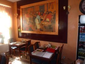 Ресторан / где поесть в Hotel Isis