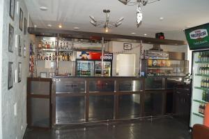 Лаундж или бар в Гостиничный Комплекс Добрый Финн