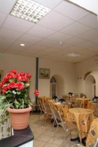 A restaurant or other place to eat at Hotel Acquario