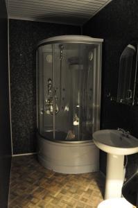Ванная комната в Guest House Baykalskiy Ochag