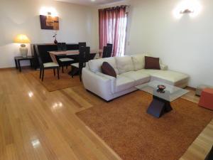 A seating area at Casas Solar da Torre