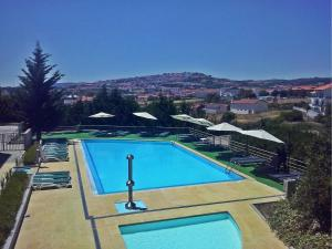 A view of the pool at Hotel Lusitania Congress & Spa or nearby