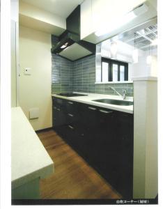 Dapur atau dapur kecil di Hotel Palace Japan
