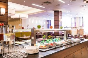 Ресторан / где поесть в Hilton Garden Inn Красноярск