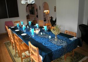En restaurang eller annat matställe på Overkalix Holiday Home