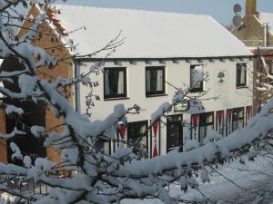 De Kersentuin in de winter
