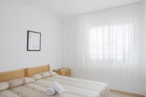 Cama o camas de una habitación en Suite Apartments Arquus