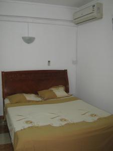 Postel nebo postele na pokoji v ubytování ZZK Flats