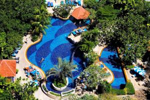 A bird's-eye view of The Royal Paradise Hotel & Spa