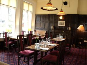 A restaurant or other place to eat at The Grange Hotel