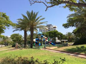 Children's play area at Ashdod Suites Private Bedrooms