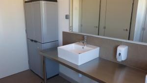 Uma casa de banho em Fragateira
