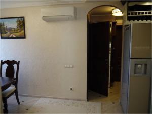 Телевизор и/или развлекательный центр в Apartment Nagornaya