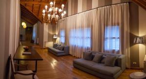 Un lugar para sentarse en La Escondida Casa De Huespedes & Spa