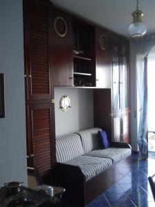 Area soggiorno di Appartamento Caponero