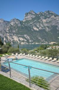 The swimming pool at or near Panoramic Hotel Benacus