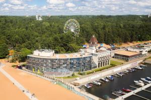 A bird's-eye view of Terijoki Resort Hotel
