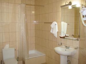 Ванная комната в Albatross