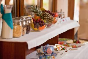 Étkezési lehetőség a szállodában vagy a közelben