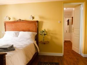 Un ou plusieurs lits dans un hébergement de l'établissement Amabilité