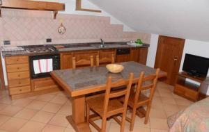 Cucina o angolo cottura di Residence San Giovanni Sas