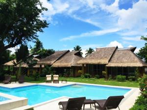 The swimming pool at or near La Natura Resort