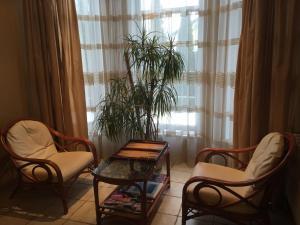 Гостиная зона в Гостевой Дом у Каштана