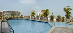 The swimming pool at or near Hotel Abad Plaza