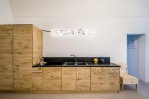Cucina o angolo cottura di B&B Casa Ninè