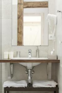 Koupelna v ubytování Largo