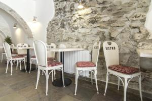 Restaurace v ubytování Largo
