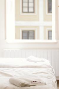 Postel nebo postele na pokoji v ubytování Largo