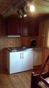 A kitchen or kitchenette at Mogard
