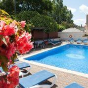 The swimming pool at or near Hampshire Hotel Saint Helier Jersey
