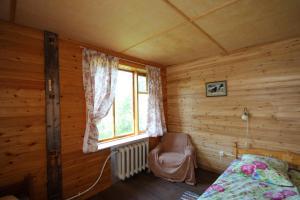 Гостиная зона в Гостевой Дом Грушанка