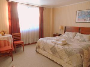 Cama o camas de una habitación en Lady Florence Dixie
