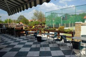 Restaurace v ubytování Penzion Jople