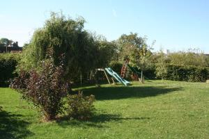 Children's play area at Chaledhote