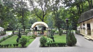 Сад в Delice