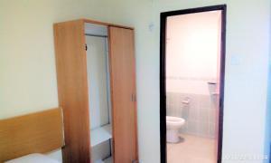 A bathroom at Hotel Garden