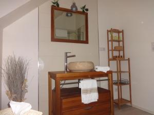 A bathroom at Un Parfum de Campagne