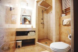Łazienka w obiekcie Kaktusik