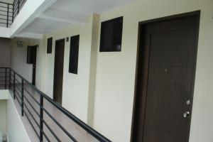 A television and/or entertainment centre at Anahaw Studio Suites