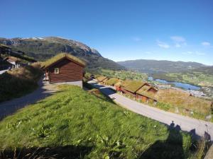Voss Resort Bavallstunet sett ovenfra
