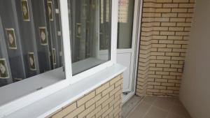 Балкон или терраса в Студия на Пронина 8