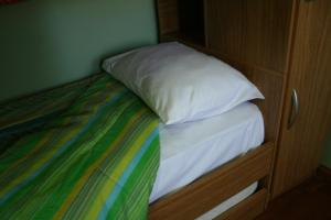 A bed or beds in a room at Renting Calafate