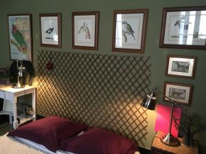 """A bed or beds in a room at B&B """"Chambre d'Autres"""""""